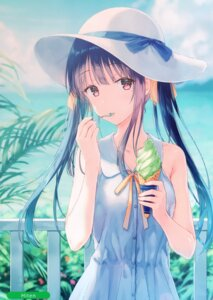 Rating: Safe Score: 157 Tags: dress hiten summer_dress User: kiyoe