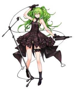 Rating: Safe Score: 23 Tags: dress garter girls_frontline gun m950a_(girls_frontline) tagme User: saemonnokami