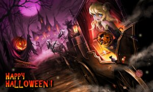 Rating: Safe Score: 20 Tags: dress halloween horns takarl_ume User: blooregardo