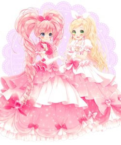 Rating: Safe Score: 18 Tags: dress houjou_hibiki minamino_kanade pretty_cure suite_pretty_cure uzuki_aki User: KazukiNanako