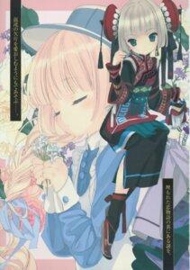Rating: Safe Score: 19 Tags: gosick lolita_fashion takeda_hinata victorica_de_broix User: Ookami_Tsukikage