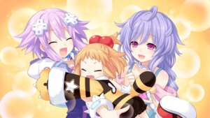 Rating: Safe Score: 25 Tags: choujigen_game_neptune game_cg kami_jigen_game_neptune_re;birth3 neptune peashy pururut tsunako User: Nepcoheart