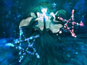 Rating: Safe Score: 11 Tags: kochiya_sanae minase touhou User: konstargirl