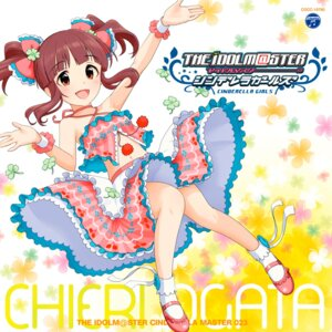Rating: Safe Score: 14 Tags: disc_cover ogata_chieri the_idolm@ster the_idolm@ster_cinderella_girls User: blooregardo