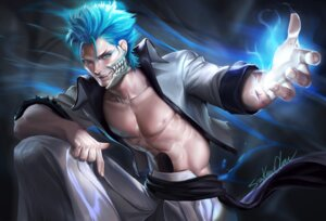 Rating: Safe Score: 16 Tags: bleach grimmjow_jeagerjaques male sakimichan User: charunetra
