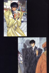 Rating: Safe Score: 2 Tags: clamp male sakurazuka_seishirou sumeragi_subaru x User: hyde333