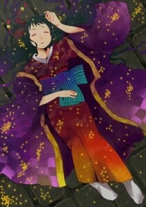 Rating: Safe Score: 11 Tags: chikuwabu kimono User: Nekotsúh