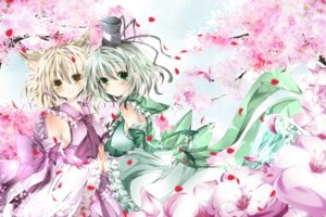 Rating: Safe Score: 27 Tags: nanase_nao soga_no_tojiko touhou toyosatomimi_no_miko User: Nekotsúh