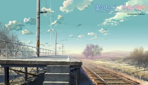 Rating: Safe Score: 40 Tags: kumo_no_mukou_yakusoku_no_basho landscape shinkai_makoto User: Amperrior