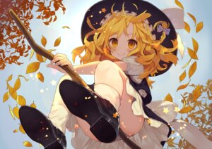 Rating: Safe Score: 74 Tags: kirisame_marisa misoni_comi pantsu shimapan touhou witch User: Mr_GT