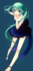 Rating: Safe Score: 21 Tags: dress hatsune_miku mita vocaloid User: charunetra