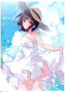Rating: Safe Score: 12 Tags: dress summer_dress u35 User: kiyoe