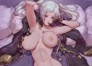 Rating: Questionable Score: 54 Tags: fire_emblem fire_emblem_kakusei naked_cape nipples robin_(fire_emblem) robutts User: BattlequeenYume