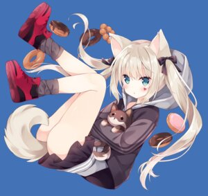 Rating: Safe Score: 99 Tags: animal_ears hoshi seifuku tail User: nphuongsun93