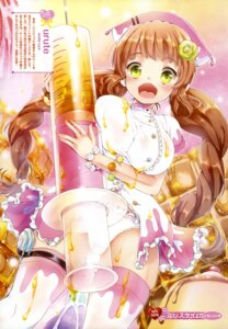 Rating: Questionable Score: 29 Tags: cream nurse pantsu thighhighs urute User: drop
