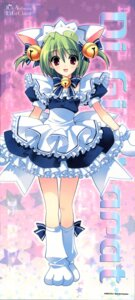 Rating: Safe Score: 22 Tags: dejiko di_gi_charat maid suzuhira_hiro User: admin2