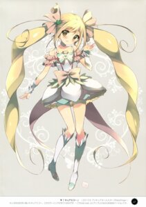 Rating: Questionable Score: 37 Tags: dress heels pretty_cure sakagami_ayumi shiratama shiratamaco User: Twinsenzw