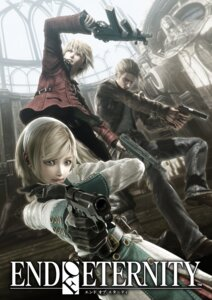 Rating: Safe Score: 14 Tags: cg gun reanbell resonance_of_fate vashyron zephyr_(resonance_of_fate) User: Radioactive