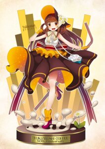 Rating: Safe Score: 8 Tags: anthropomorphization shiroji yukiko-tan User: animeprincess