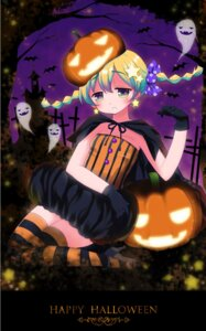 Rating: Safe Score: 10 Tags: halloween kuro. thighhighs User: 椎名深夏