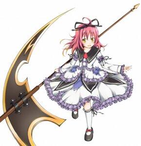 Rating: Safe Score: 16 Tags: dress eiyuu_densetsu eiyuu_densetsu:_sora_no_kiseki hiramatsu_hideki renne User: 椎名深夏
