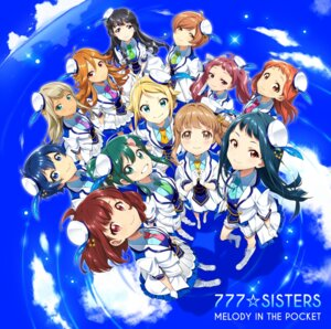 Rating: Safe Score: 4 Tags: disc_cover tagme tokyo_7th_sisters User: saemonnokami