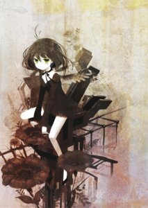 Rating: Safe Score: 21 Tags: black_rock_shooter mirusa vocaloid wings User: charunetra