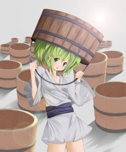 Rating: Safe Score: 2 Tags: kisume robe touhou xulhey User: Radioactive