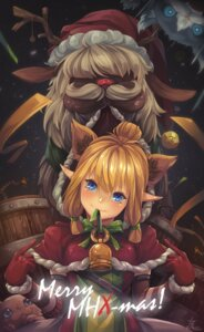 Rating: Safe Score: 25 Tags: animal_ears christmas monster_hunter monster_hunter_x nekojo pointy_ears rebe11 User: Mr_GT