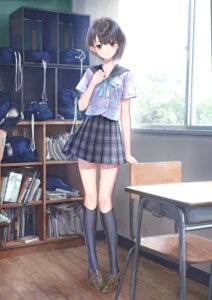 Rating: Safe Score: 83 Tags: blue_reflection gust_(company) kishida_mel seifuku shirai_hinako User: saemonnokami