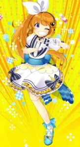 Rating: Safe Score: 22 Tags: hachipuyo headphones p-ko p-light User: lee1238234