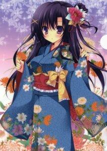 Rating: Safe Score: 67 Tags: kimono matsurija nanaroba_hana User: DDD