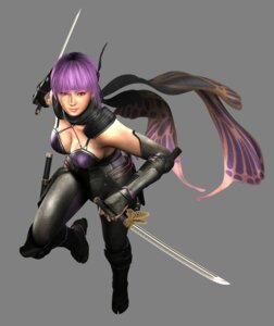 Rating: Questionable Score: 21 Tags: ayane_(doa) bodysuit cg cleavage dead_or_alive ninja_gaiden ninja_gaiden_2 sword weapon User: YamatoBomber