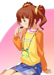 Rating: Safe Score: 16 Tags: kawata_hisashi takatsuki_yayoi the_idolm@ster User: denim332
