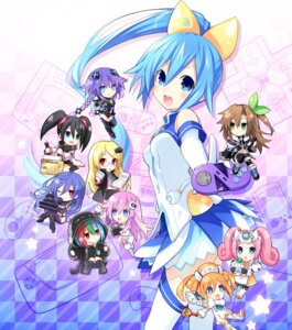Rating: Safe Score: 35 Tags: chibi choujigen_game_neptune hatsumi_sega heels heterochromia if_(choujigen_game_neptune) iris_heart nepgear orange_heart purple_heart sega_dreamcast_(sega_hard_girls) sega_game_gear_(sega_hard_girls) sega_hard_girls sega_mega_drive_(sega_hard_girls) sega_saturn_(sega_hard_girls) thighhighs tsunako User: Nepcoheart