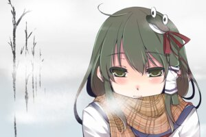 Rating: Safe Score: 21 Tags: hirayama-h kochiya_sanae touhou User: Nekotsúh