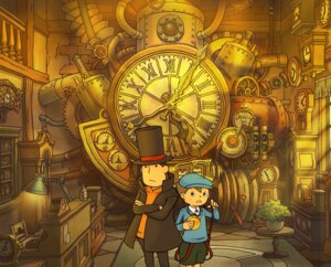 Rating: Safe Score: 7 Tags: hershel_layton layton_kyouju layton_kyouju_to_saigo_no_jikan_ryokou luke_triton male User: Radioactive