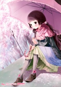 Rating: Safe Score: 20 Tags: dress kaedena_akino thighhighs User: Hatsukoi