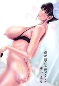 Rating: Explicit Score: 20 Tags: bottomless bra breasts cum nipples nurse yokoyama_michiru User: zedra1