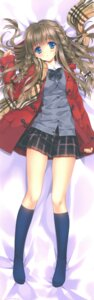 Rating: Safe Score: 112 Tags: carnelian dakimakura seifuku User: anoyoroshi