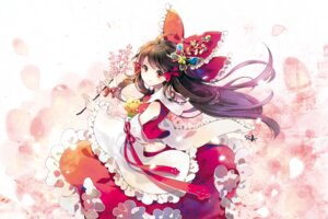 Rating: Safe Score: 30 Tags: hakurei_reimu seal_muruke touhou User: animeprincess