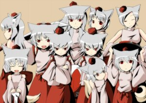 Rating: Safe Score: 3 Tags: animal_ears inubashiri_momiji tail tamakko touhou User: Radioactive