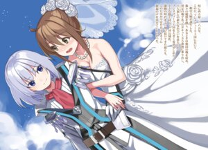 Rating: Safe Score: 13 Tags: cleavage dress ernesti_echevalier knights_and_magic kurogin tagme wedding_dress User: kiyoe