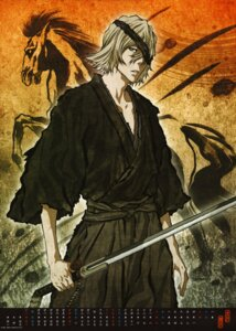 Rating: Safe Score: 17 Tags: bleach calendar male sword urahara_kisuke User: Radioactive