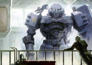 Rating: Safe Score: 6 Tags: gundam mecha zudah User: drop