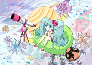 Rating: Safe Score: 16 Tags: chibi gin_(oyoyo) hatsune_miku vocaloid User: fireattack