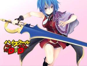 Rating: Safe Score: 30 Tags: highschool_dxd miyama-zero sword zenovia_(highschool_dxd) User: ChaoticThinker