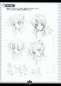 Rating: Safe Score: 3 Tags: character_design kawahara_mizuha konneko marmalade mikeou monochrome User: noirblack