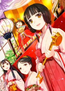 Rating: Safe Score: 13 Tags: japanese_clothes kimono mikazuki_akira User: Mr_GT