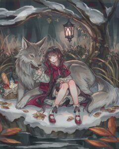 Rating: Safe Score: 15 Tags: little_red_riding_hood_(character) zoff_(daria) User: Dreista